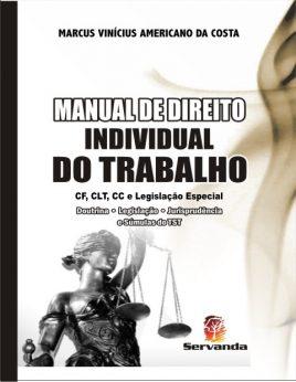 manual de individual trabalhista capa