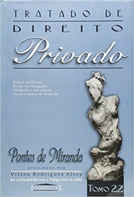 TRATADO DE DIREITO PRIVADO - Volumes do 22 ao 26